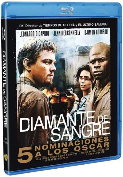 Diamante De Sangre (Blu-ray) (Blood Diamond)