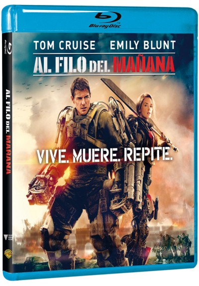 Al Filo Del Mañana (Blu-Ray) (Edge Of Tomorrow)