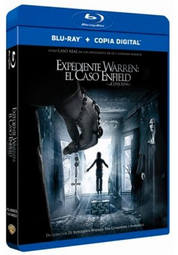 Expediente Warren : El Caso Enfield (Blu-ray) (The Conjuring 2: The Enfield Poltergeist)