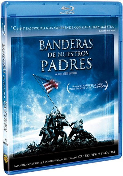 Banderas de nuestros padres (Blu-ray) (Flags of Our Fathers)