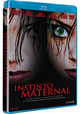 Instinto Maternal (Blu-ray) (Breaking at the Edge)