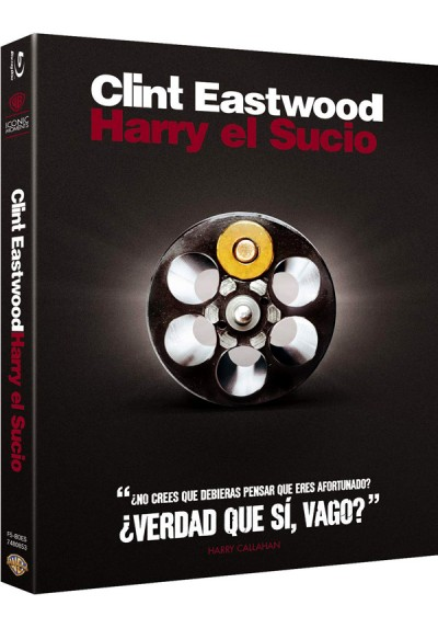Harry el Sucio - Ed Iconic (Blu-ray) (Dirty Harry)