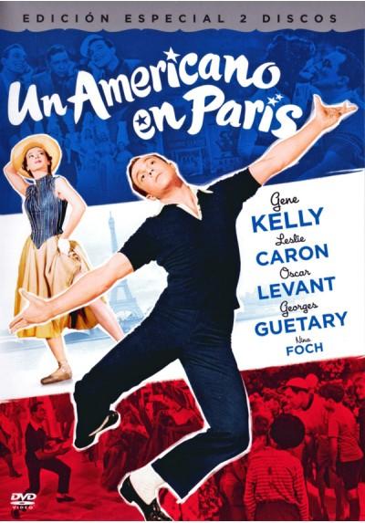 Un Americano en París (An American in Paris) (Edición Especial)