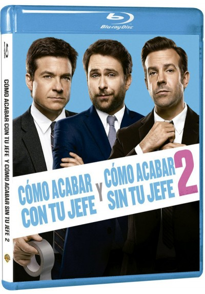 Como Acabar Con Tu Jefe 1+2 (Horrible Bosses + Horrible Bosses II)