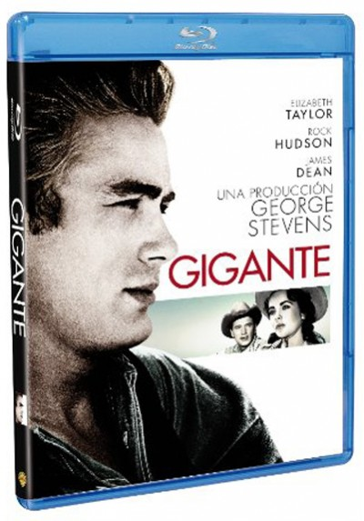 Gigante (Blu-ray) (Giant)