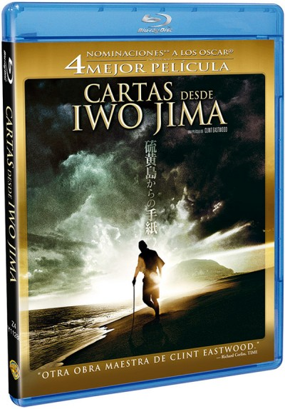 Cartas Desde Iwo Jima - Colección Clint Eastwood (Blu-ray) (Letters From Iwo Jima)
