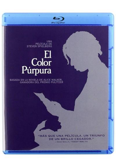 El color Púrpura (Blu-ray) (The Color Purple)
