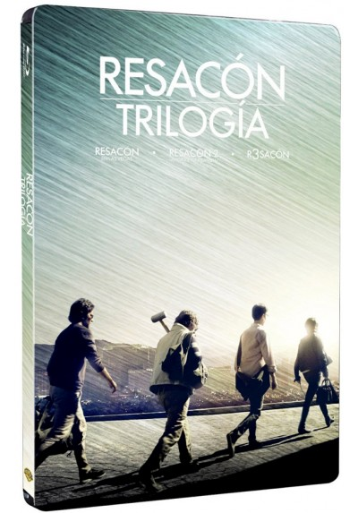 Resacón - La Trilogía (Blu-ray) (Ed. Metálica)