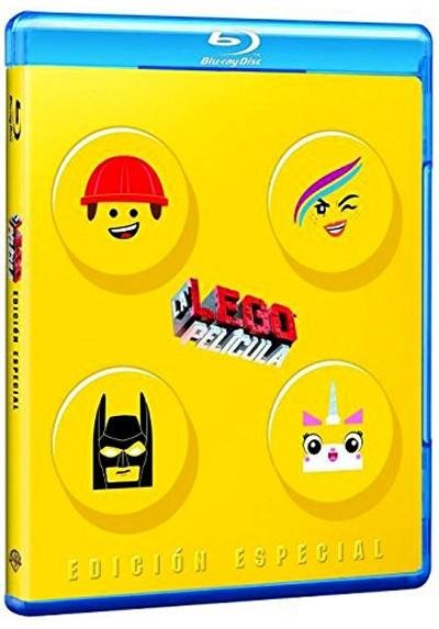 La Lego Película - Ed. Especial (Blu-Ray)