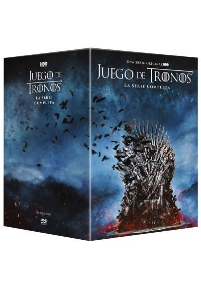 Juego De Tronos - Colección Completa - Temporada 1- 8