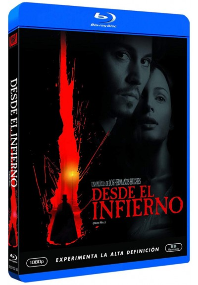 Desde El Infierno (Blu-ray) (From Hell)
