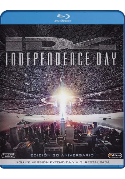 Independence Day - Edición 20 Aniversario (2 Discos) (Blu-ray)