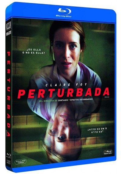 Perturbada (Blu-ray) (Unsane)
