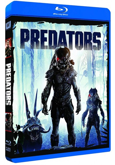 Predators (Blu-Ray)