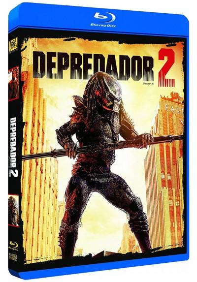 Depredador 2 (Blu-Ray) (Predator 2)