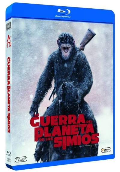 La Guerra Del Planeta De Los Simios (Blu-Ray) (War For The Planet Of The Apes)