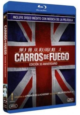 Carros De Fuego (Blu-Ray + CD) (Chariots Of Fire)