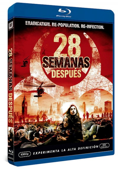 28 Semanas Despues (Blu-ray) (28 Weeks Later)
