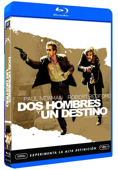Dos hombres y un destino (Blu-ray) (Butch Cassidy and the Sundance Kid)