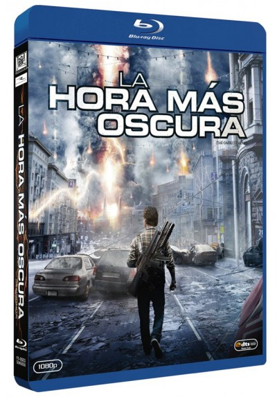 La Hora Más Oscura (Blu-Ray) (The Darkest Hour)