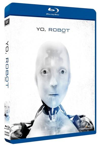 Yo, Robot (Blu-Ray)
