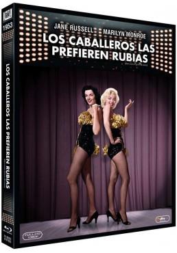 Los Caballeros Las Prefieren Rubias (Blu-Ray) (Gentlemen Prefer Blondes)
