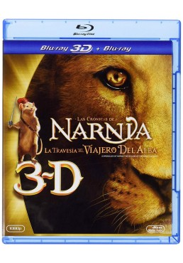 Las Crónicas De Narnia: La Travesía Del Viajero Del Alba (Blu-Ray 3D) (The Chronicles Of Narnia: The Voyage Of The Dawn Treader)