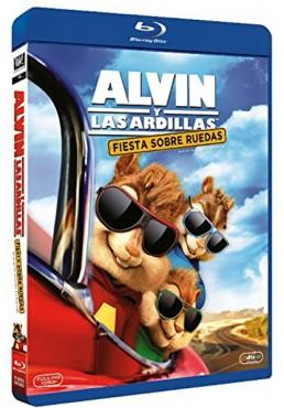 Alvin Y Las Ardillas - Fiesta Sobre Ruedas (Blu-ray) (Alvin And The Chipmunks: The Road Chip)