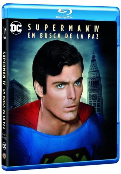 Superman IV: En Busca De La Paz (Blu-ray) (Superman IV: The Quest For Peace)