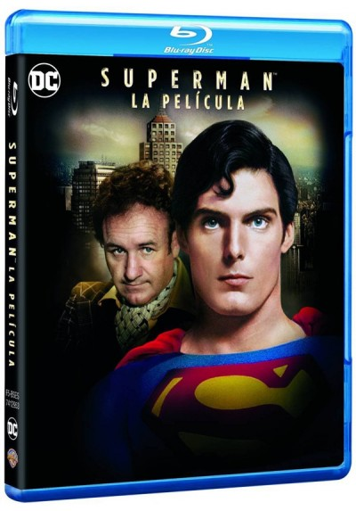 Superman: La pelicula (Blu-ray) (Superman: The Movie)