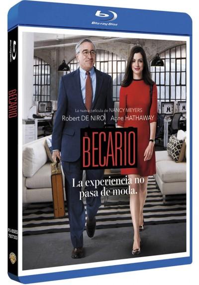 El Becario (Blu-ray) (The Intern)