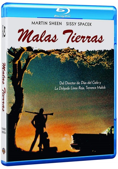 Malas Tierras (Blu-Ray) (Badlands)