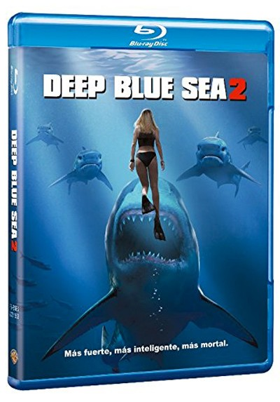 Deep Blue Sea 2 (Blu-ray)
