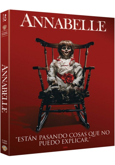 Annabelle (Blu-Ray) (Ed. Iconic)