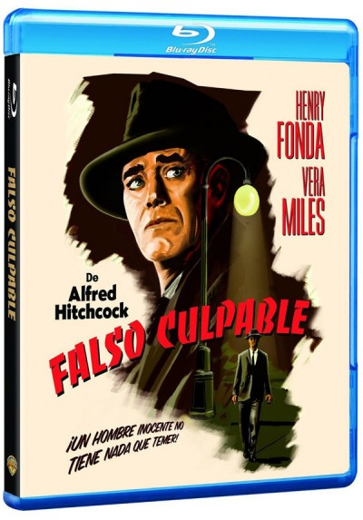 Falso Culpable (Blu-ray) (The Wrong Man)
