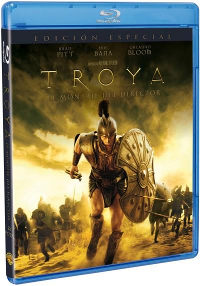 Troya (Ed. Especial) (Blu-Ray)