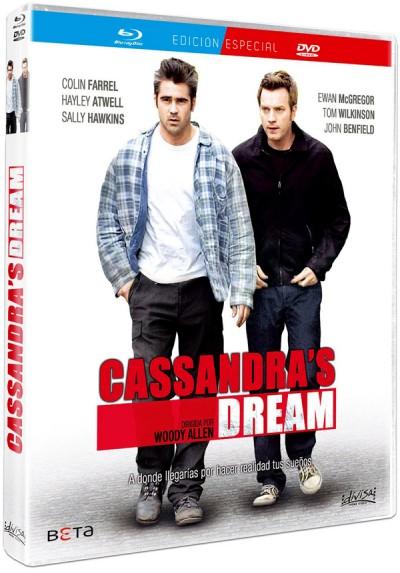 Cassandra's Dream (Blu-ray + Dvd) (El sueño de Casandra)