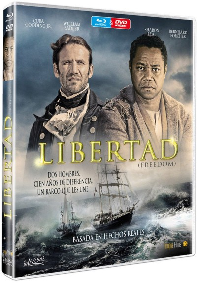 Libertad (Blu-ray + Dvd) (Freedom)