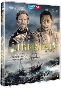 Libertad (Blu-ray + Dvd) (Freedom)