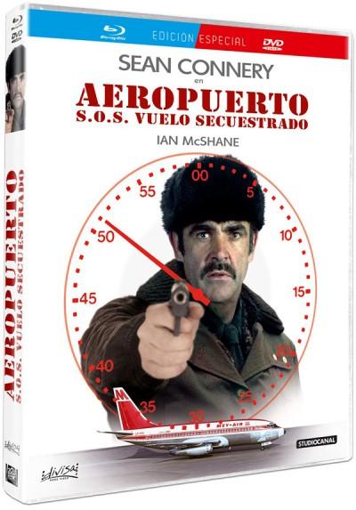 Aeropuerto: S.O.S. vuelo secuestrado (Blu-ray + Dvd) (Ransom)