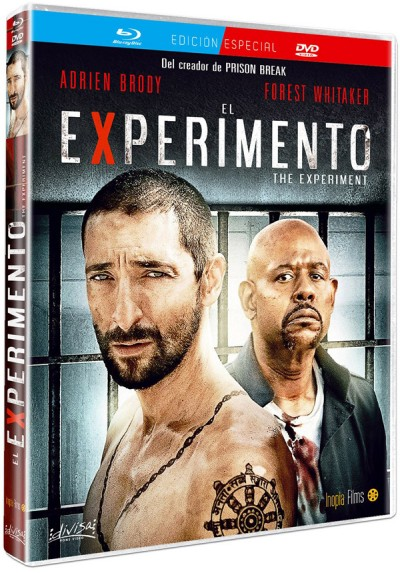 El experimento (Blu-ray + Dvd) (The Experiment)