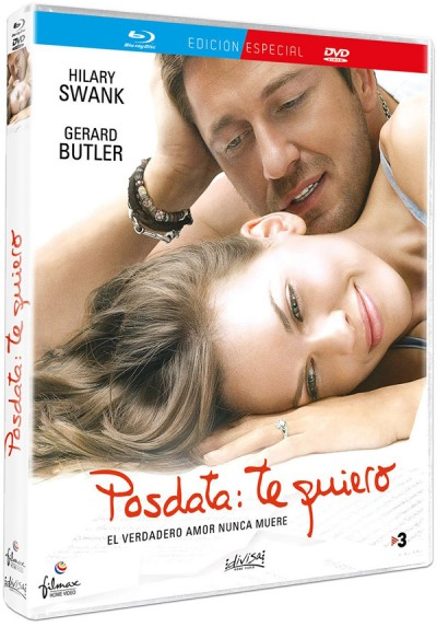 Posdata : Te Quiero (Blu-Ray + Dvd) (P.S. I Love You)