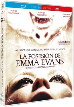 La Posesión De Emma Evans (Blu-ray - Dvd) (Exorcismus)