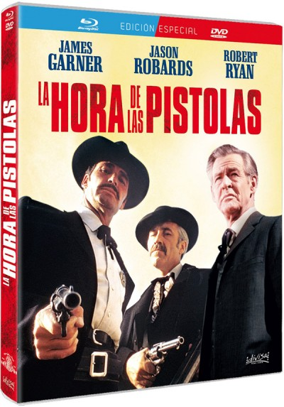 La Hora De Las Pistolas (Blu-ray + Dvd) (Hour of the Gun)