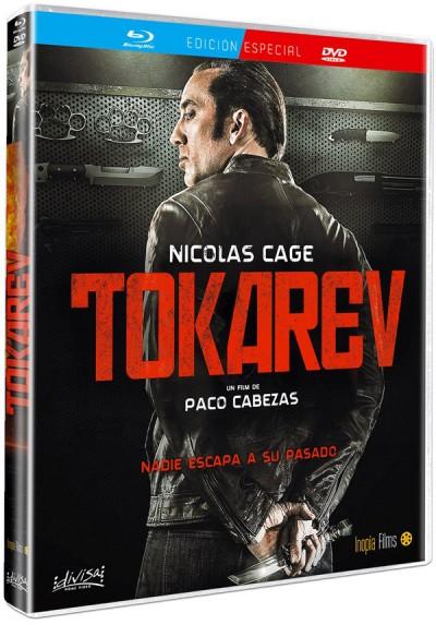 Tokarev (Blu-ray + Dvd) (Rage)