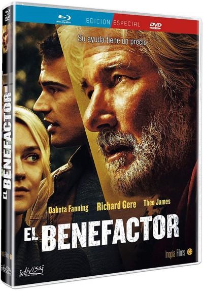 El Benefactor (Blu-ray + Dvd) (The Benefactor)