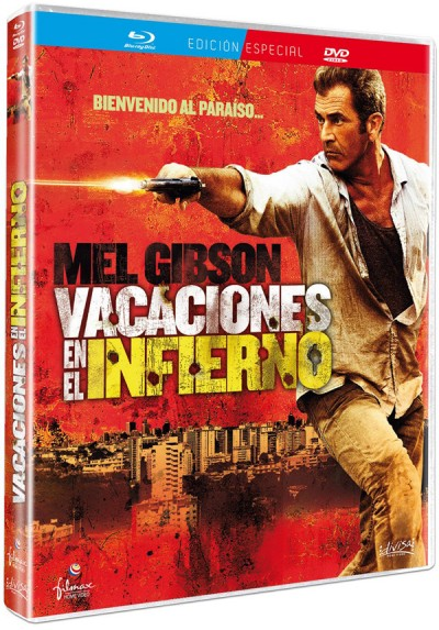 Vacaciones En El Infierno (Blu-ray + Dvd) (Get the Gringo) (How I Spent My Summer Vacation)