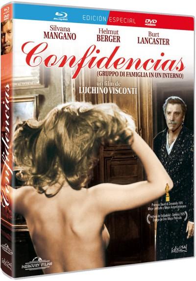 Confidencias (Blu-ray + Dvd) (Gruppo di famiglia in un interno)