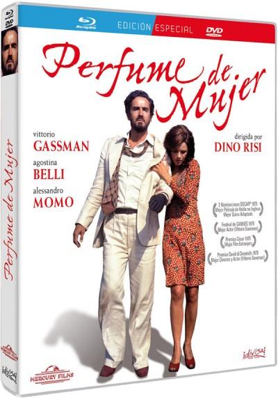 Perfume De Mujer (Blu-ray + Dvd) (Profumo di donna)