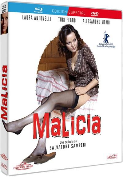 Malicia (Blu-ray + Dvd) (Malizia)